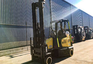 2.0T CNG Narrow Aisle Forklift