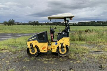 BOMAG BW120AD-5 Smooth Drum Vibrating Roller
