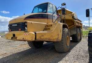 Used 2005 Caterpillar 740 Articulated Ejector Truck