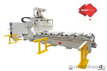 Stratos Pro Pod and Rail CNC Machine for Commercial and Architectural Work