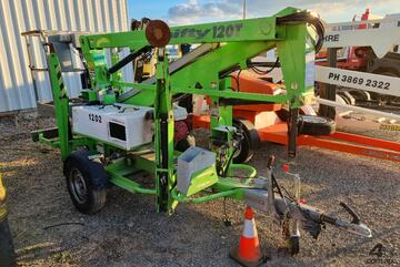 Niftylift CHERRY PICKER Nifty 120TPE