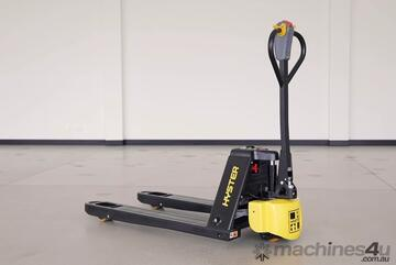 Hyster 1.5T Lithium-Ion Pallet Jack