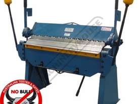 PB-420 Manual Panbrake 1250 x 2.0mm Mild Steel Bending Capacity - picture0' - Click to enlarge