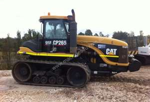 Caterpillar Challenger Tow Tractor c/w Air Fitting