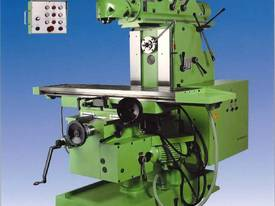 Quantum Taiwanese Ram Type Universal Mills - picture3' - Click to enlarge
