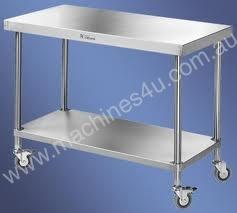 900mm w x 600mm d x 900mm h (35kg) Simply Stainles