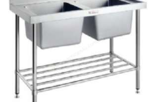 1200mm w x700mm d x 900mm h (41kg) Simply Stainle