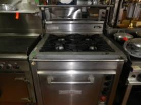 Waldorf SHC00425 Used Gas Range - picture0' - Click to enlarge