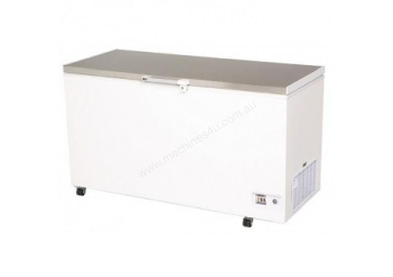 Bromic CF0500FTSS - Flat Top Stainless Steel Chest Freezer - 492L
