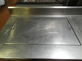 Used Pizza Bar, Sandwich Prep Bench - picture4' - Click to enlarge
