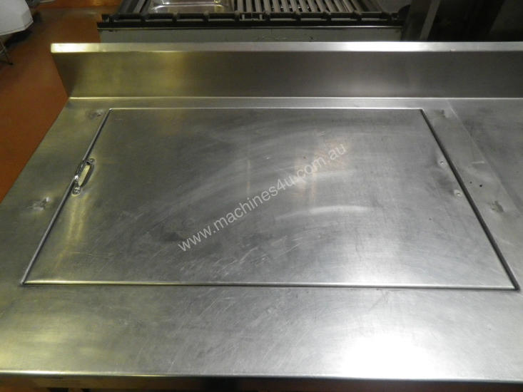Used Pizza Bar, Sandwich Prep Bench