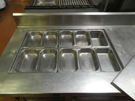 Used Pizza Bar, Sandwich Prep Bench - picture5' - Click to enlarge