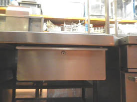 Used Pizza Bar, Sandwich Prep Bench - picture6' - Click to enlarge