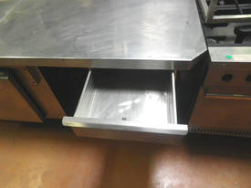 Used Pizza Bar, Sandwich Prep Bench - picture7' - Click to enlarge