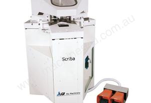 SCRIBA - PNEUMATIC CRIMPING MACHINE