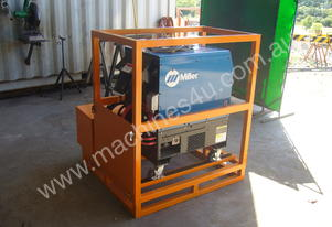 Miller proheat 35 induction heating machine