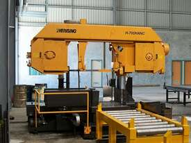 Everising Fully automatic Full Range of Top Quality Metal Cutting Band Saws - picture16' - Click to enlarge