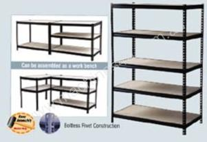 KINCROME 5 Shelf Storage System