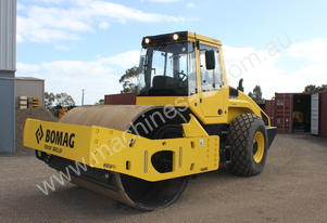 BOMAG BW219DH-4 VIBRATING SMOOTH ROLLER