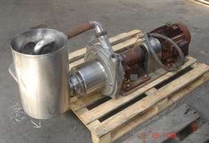 Process/Stainless Steel Pumps