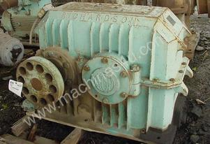 David Brown Inline Gearbox
