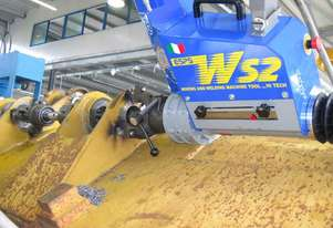 Multi-Purpose In-line Borer from 42mm to 400mm