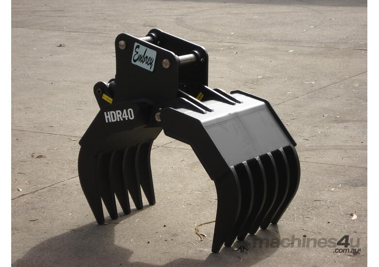 Heavy Duty HD Rake Grapples