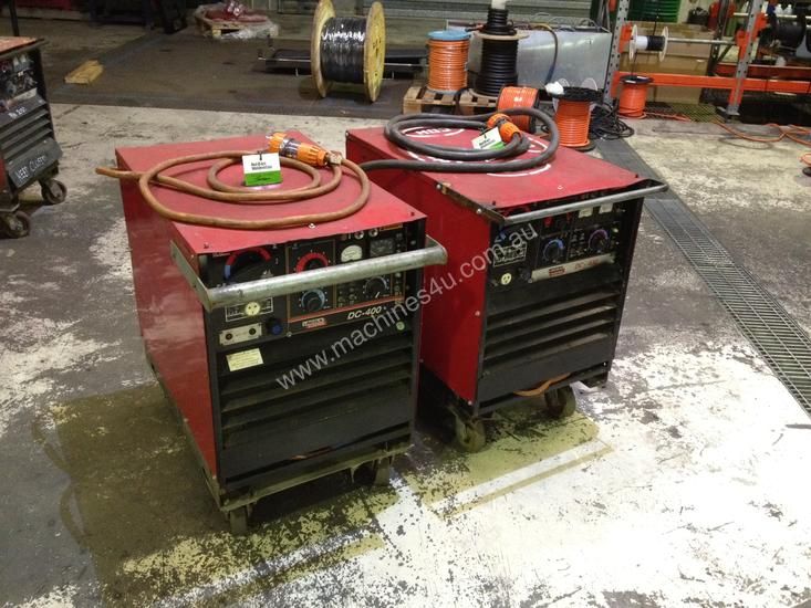 Lincoln DC400 Arc Welder