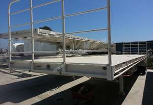 2014 ULTIMATE TRAILERS AUSTRALIA FLAT TOP EXTEND (