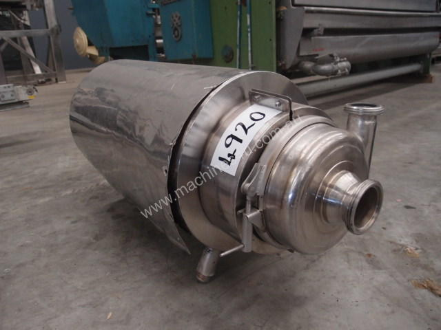 Centrifugal Pump - Inlet 75mm - Outlet 50mm .