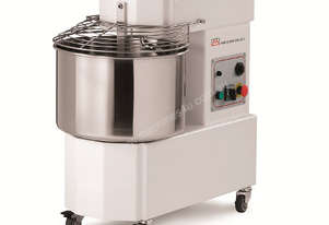 MECNOSUD SMM9925 Fixed Head and Bowl Spiral Mixer