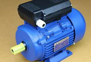 1.1kw/1.5HP 1400rpm 24mm shaft motor single-phase