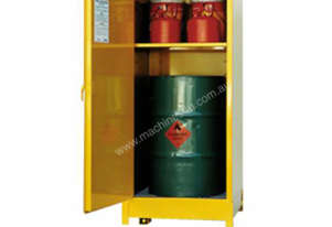 Flammable Cabinet Vertical Drum Storage with Inter