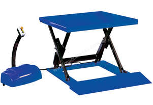 Low Profile Electric Lift Table