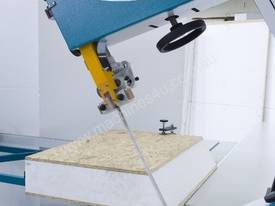 Band Saw Tilting with Sliding Table - picture2' - Click to enlarge