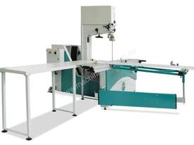 Band Saw Tilting with Sliding Table - picture4' - Click to enlarge