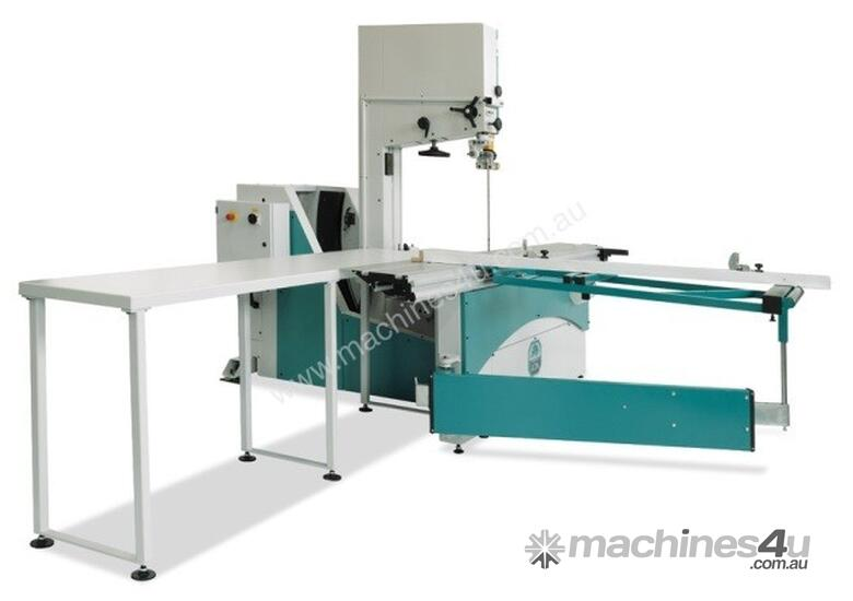 Band Saw Tilting with Sliding Table