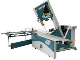 Bandsaw Tilting with Sliding Table