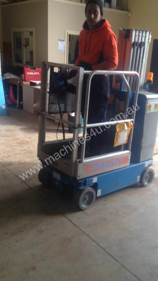 Genie GR20 - runabout 6m vertical lift for sale