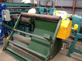 Decoiler - 900mm x 5ton - picture1' - Click to enlarge