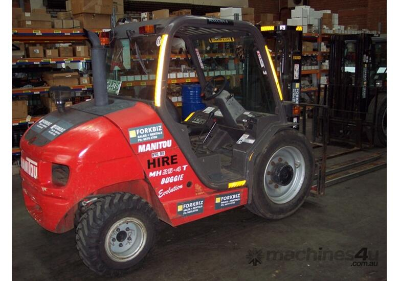 2.5T 4WD ROUGH TERRAIN BUGGY