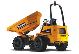 Thwaites 6T Powerswivel Powershift