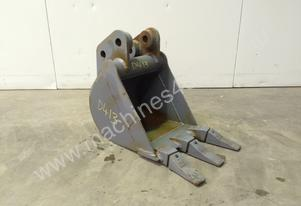 300MM UNUSED TOOTHED BUCKET 1-2T EXCAVATOR