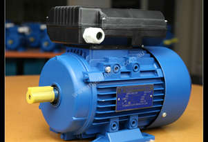 0.75kw/1HP 1400rpm 19mm shaft motor single-phase