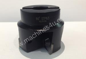 Run Out Sale - 63mm Dia. Carbide Face Mill Cutter