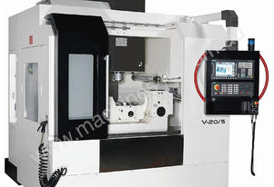 Mitseiki V-20/5   5 Axis or 5 Face Machining