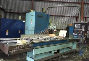 Sachman used cnc milling machine