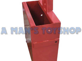 HOPPER 500KGS BALLAST BOX