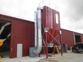 Airtight Solutions Pulse Jet Dust Collectors - picture2' - Click to enlarge