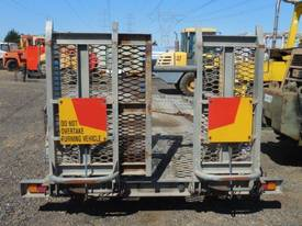 ALLYWELD 2006 TAG 2 5 TON GALVANISED PLANT TRAILER - picture3' - Click to enlarge